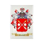 Goodall Rectangle Magnet (100 pack)