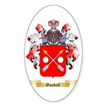 Goodall Sticker (Oval 10 pk)