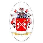 Goodall Sticker (Oval 50 pk)