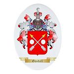Goodall Ornament (Oval)