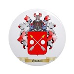 Goodall Ornament (Round)