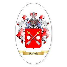 Goodale Sticker (Oval)