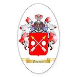 Goodale Sticker (Oval 50 pk)