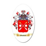 Goodale 20x12 Oval Wall Decal