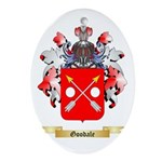 Goodale Ornament (Oval)