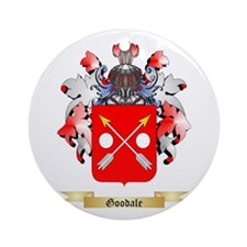 Goodale Ornament (Round)