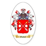 Goodal Sticker (Oval 10 pk)