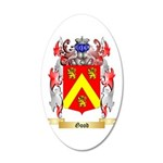 Good 20x12 Oval Wall Decal
