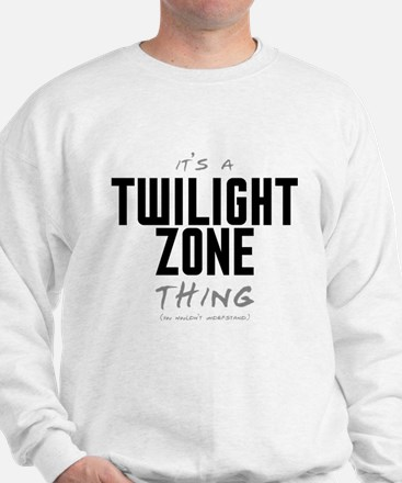 It's a Twilight Zone Thing Jumper