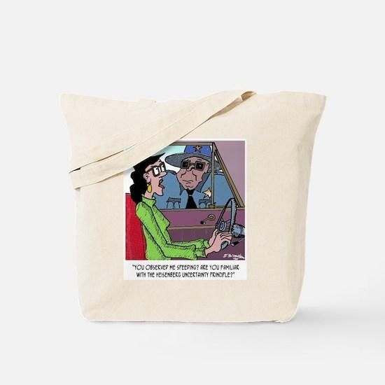Science Cartoon 1825 Tote Bag
