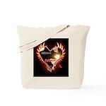 PAWetry - Poetic RUFFS Tote Bag