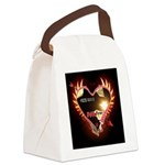 PAWetry - Poetic RUFFS Canvas Lunch Bag
