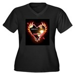 PAWetry - Poetic RUFFS Plus Size T-Shirt