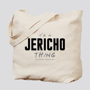 It's a Jericho Thing Tote Bag