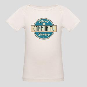 Offical Community Fanboy Organic Baby T-Shirt