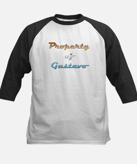 Property Of Gustavo Male Tee