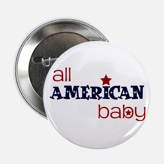 all american baby Button
