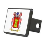 Gonzalvo Rectangular Hitch Cover