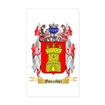 Gonzalvez Sticker (Rectangle)