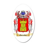 Gonzalvez 20x12 Oval Wall Decal