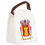 Gonzalvez Canvas Lunch Bag