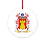 Gonzalvez Ornament (Round)