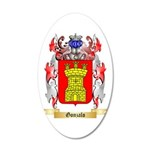 Gonzalo 20x12 Oval Wall Decal