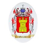 Gonzalo Ornament (Oval)