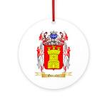 Gonzalez Ornament (Round)