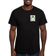 Gonnet Men's Fitted T-Shirt (dark)