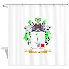 Gonnet Shower Curtain