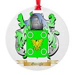 Gonigle Round Ornament