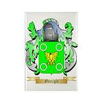 Gonigle Rectangle Magnet (100 pack)