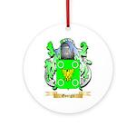 Gonigle Ornament (Round)