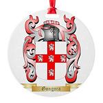 Gongora Round Ornament