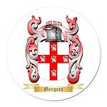 Gongora Round Car Magnet