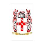 Gongora Sticker (Rectangle 50 pk)