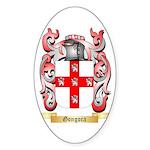 Gongora Sticker (Oval)