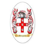 Gongora Sticker (Oval 50 pk)