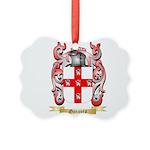 Gongora Picture Ornament