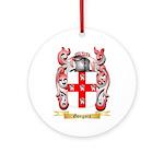 Gongora Ornament (Round)
