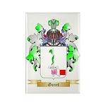 Gonet Rectangle Magnet (100 pack)