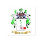 Gonet Square Sticker 3