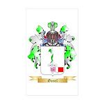 Gonel Sticker (Rectangle 50 pk)
