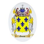 Gomm Ornament (Oval)