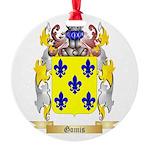 Gomis Round Ornament