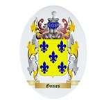 Gomes Ornament (Oval)