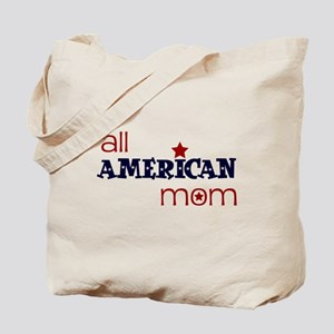 all american mom Tote Bag