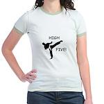 High Five! Jr. Ringer T-Shirt