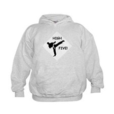 Kids High Five! Hoodie